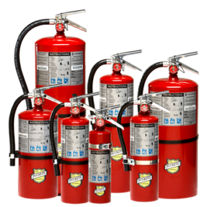 ABC Dry Chemical Extinguisher