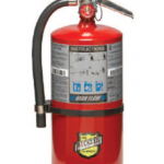 High Flow Fire Extinguisher