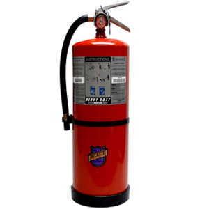 High Flow Heavy Duty Fire Extinguisher